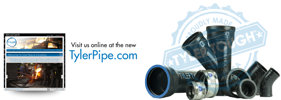 Tyler Pipe Products and Website